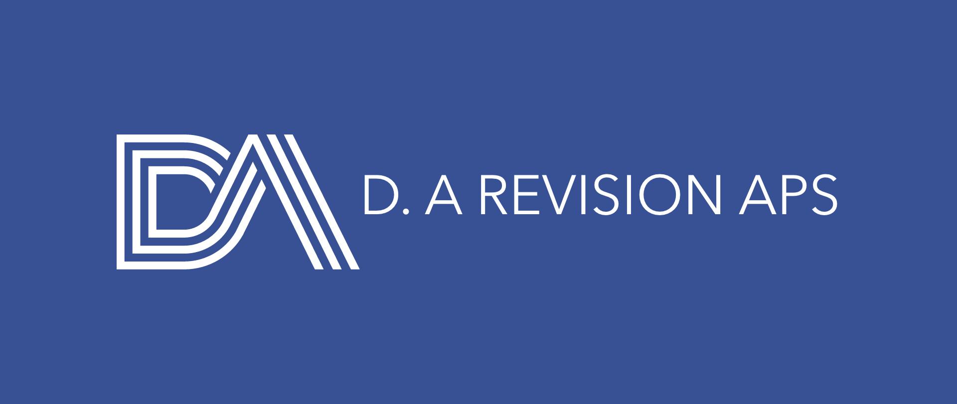 d.a revision logo kundefordele