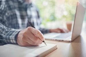 Skriv-forretningsplan